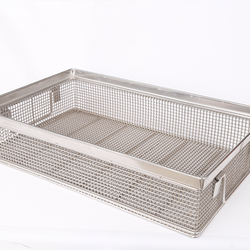 2020 Top Quality Industrial Wire Mesh Baskets