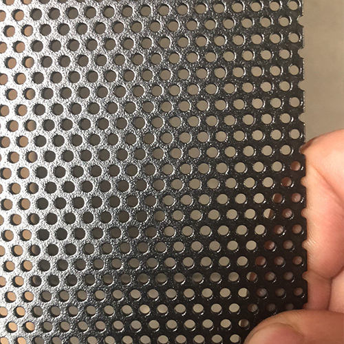 Perforated Aluminium Sheet